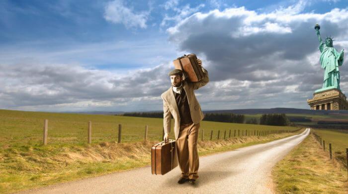 Einfach Koffer packen und weg!