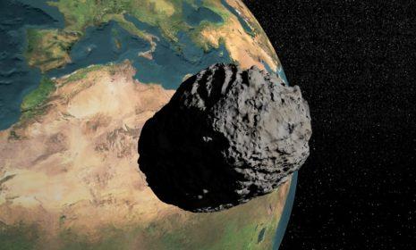 Größter Meteoritenkrater der Welt
