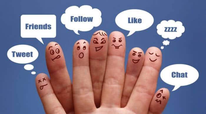 Facebook und Co