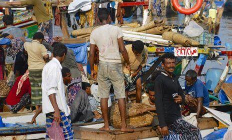 im Jemen herrscht Bürgerkrieg