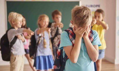Auch Kinder können ein Trauma erleiden