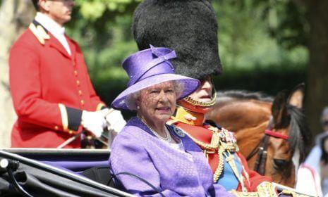 Die Queen hat Geburtstag