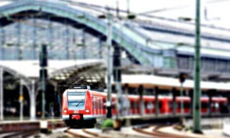 Neuer Weltrekord für Züge