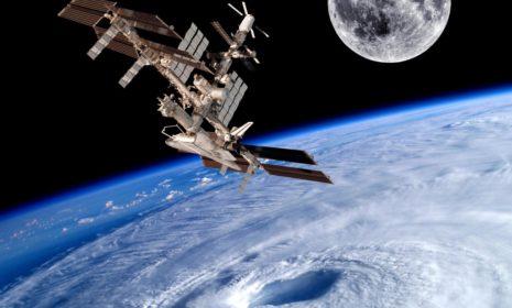Probleme im Weltall: Die ISS konnte nicht angehoben werden