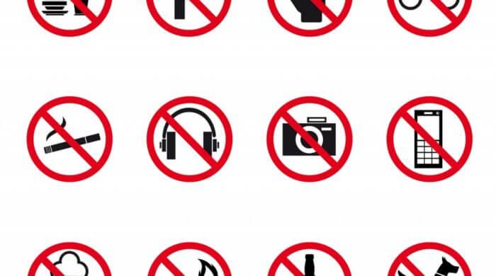 Das ist für Kids verboten