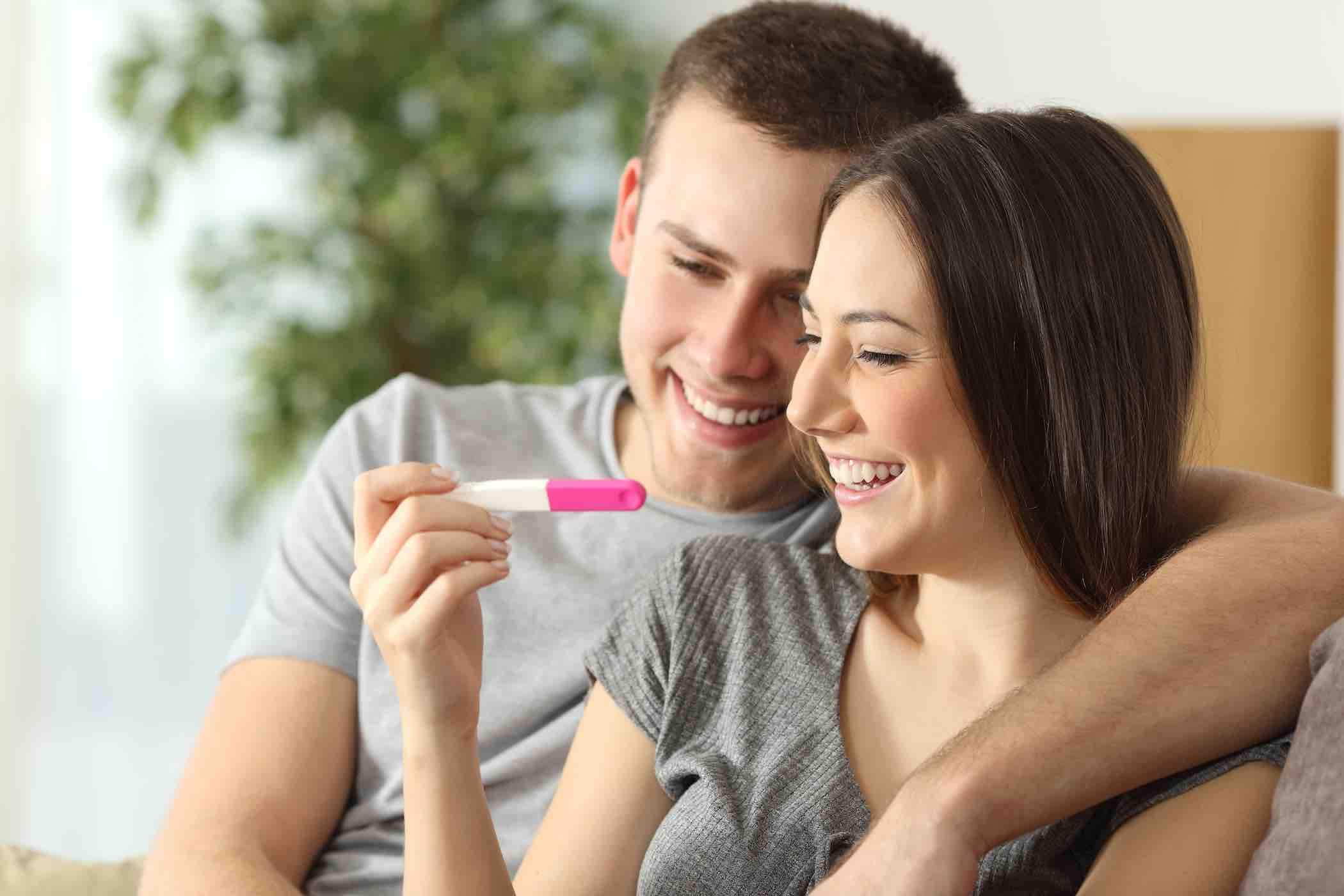 Test falsch negativ ss Schwangerschaftstest negativ: