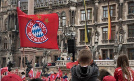 Bayern bei Testspiel in China nicht zu stoppen