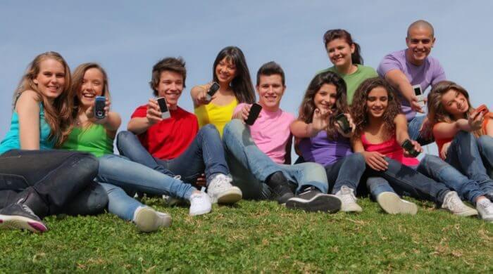 Immer mehr Kinder und Jugendliche sind Smartphone-süchtig