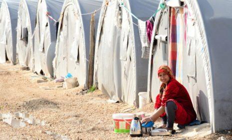 Neue Flüchtlinge vor Griechenland angekommen