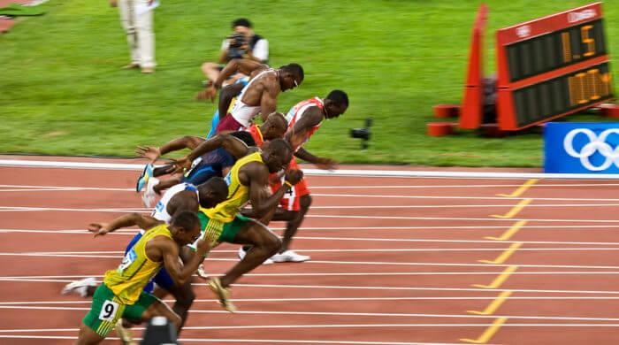 sprint weltrekord