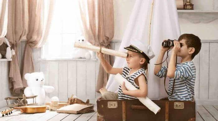 Spielplatz statt Bildschirm - Tipps für das Kindergartenalter