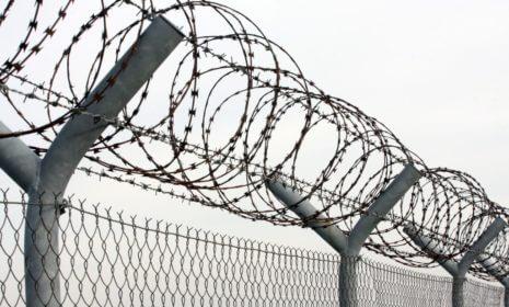 Flüchtlingswellen: Polizeigewerkschaft fordert einen Grenzzaun