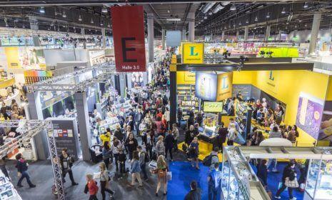 Im Zeichen der digitalen Bildung: Die Frankfurter Buchmesse