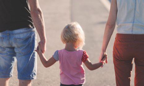 Trennungskinder: Wenn Mama und Papa sich nicht mehr lieben