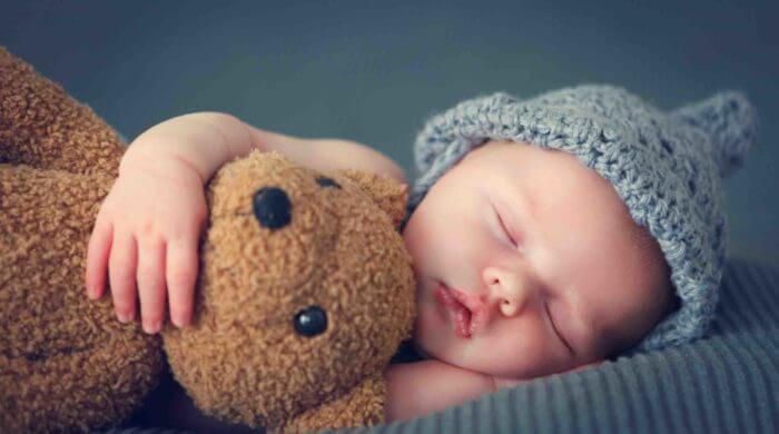 Durchschlafen bei Kleinkindern: ein Reifungsprozess im Gehirn