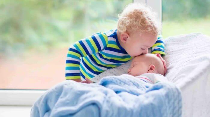 Wie aus den Kleinen große Geschwister werden