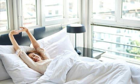 Wochenbett - Umstellung nach der Geburt