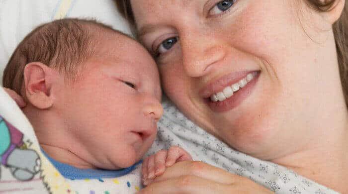 Kaiserschnitt - Pro und Kontra