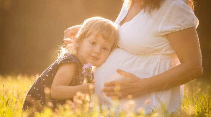 Rückbildungsprozesse nach der Geburt
