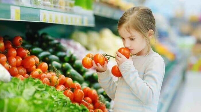 Vegetarische Ernährung für Kinder: Grünes Licht für Grünzeug