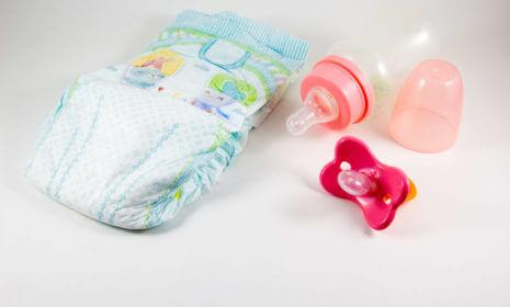 Die richtige Wahl der Windeln und was Sie bei der Po-Reinigung Ihres Babys beachten sollten