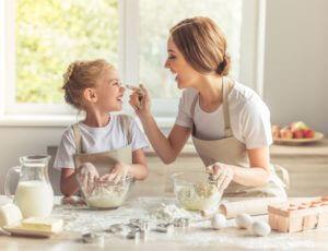 Kochen mit den Kindern – Spaß für Groß und Klein