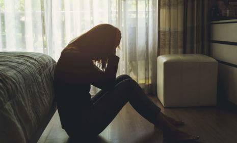 Postpartale Depression: Wenn das Mutterglück sich nach der Geburt nicht einstellen will