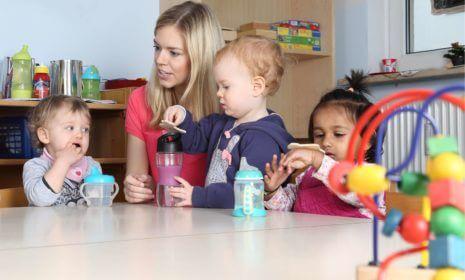 Ist Ihr Kind schon reif für den Kindergarten?