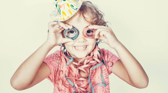Alles rund um den Kindergeburtstag: Einladungskarten, Spiele und Geschenkideen