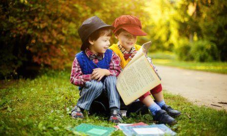 Wie Sie die Lesekompetenz Ihres Kindes fördern können