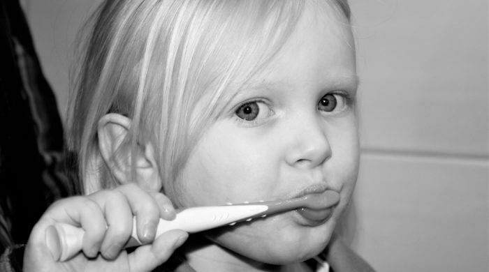 Die richtige Mundhygiene schon vor dem ersten Zahn