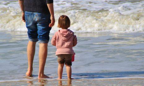 Vaterkomplex: Verliebe ich mich deshalb immer in die falschen Männer?