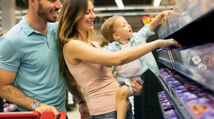 Mit guter Organisationen kann das Familienleben gemeinsam genossen werden