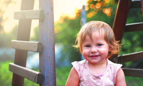 Garten babysicher gestalten