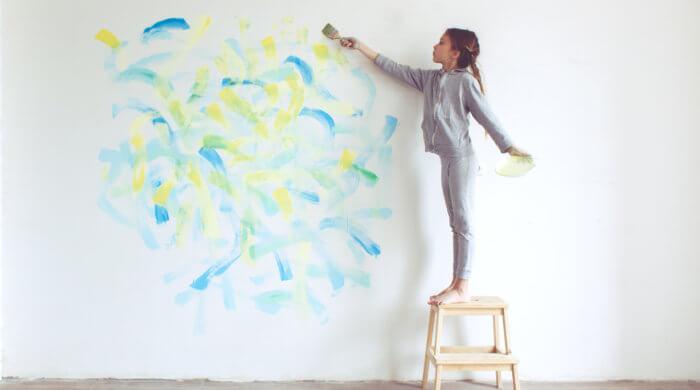 Die passende Farbe fürs Kinderzimmer