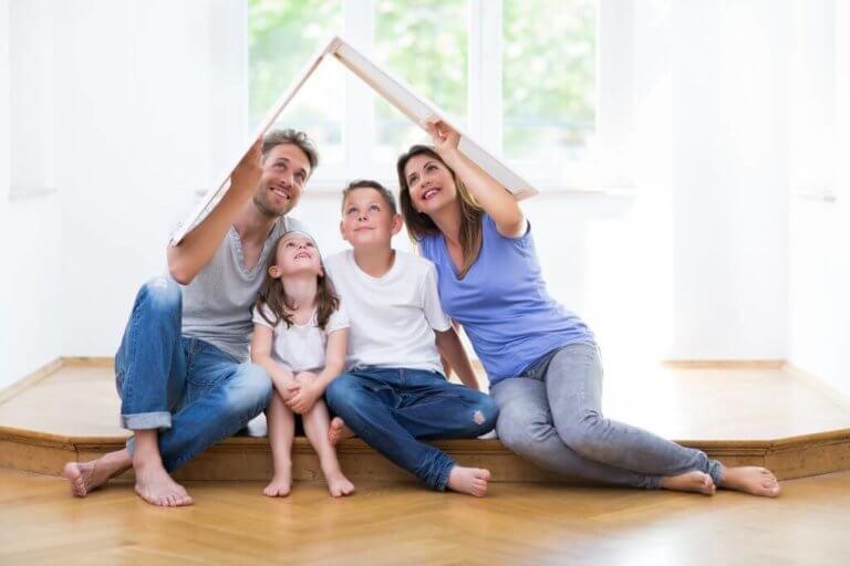 Darauf sollten junge Familien beim Hausbau achten