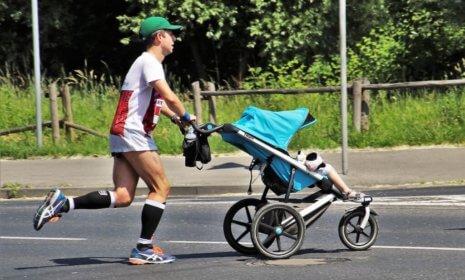 Sport in den Familienalltag integrieren