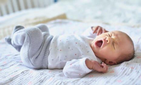 Vorhautverengung bei Babys