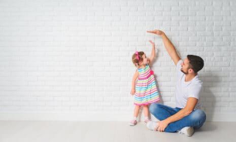 Wachstumsschmerzen bei Kindern
