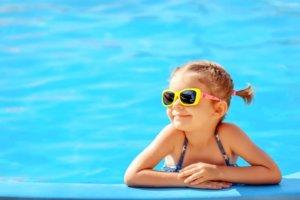 Badeurlaub mit Kindern