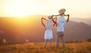 Als Elternteil hast du eine große Verantwortung zu schultern – eine Rolle in die du allerdings hineinwachsen kannst.