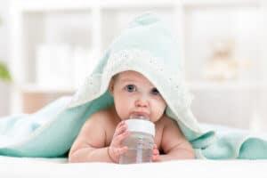 Wieviel soll mein Baby trinken