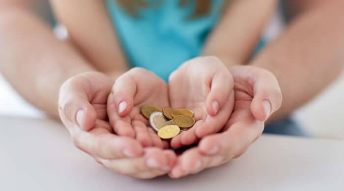 Elterngeld beantragen