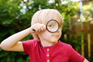 Fehlsichtigkeiten bei Kindern erkennen