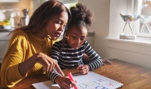 Folgen von Sehschwäche bei Kindern