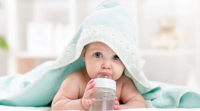 Baby Leitungswassertest