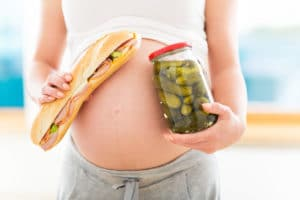 Leberwurst in der Schwangerschaft