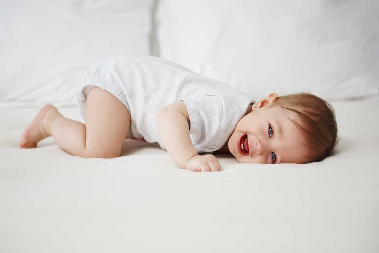 Baby 11 Wochen Beschäftigen