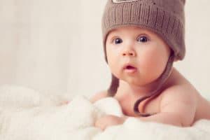Baby 3 Wochen