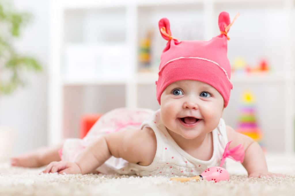 Baby 4 Wochen